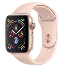 Apple Watch 4 GPS 44mm Gold Aluminum Case With Pink Sand Sport Band